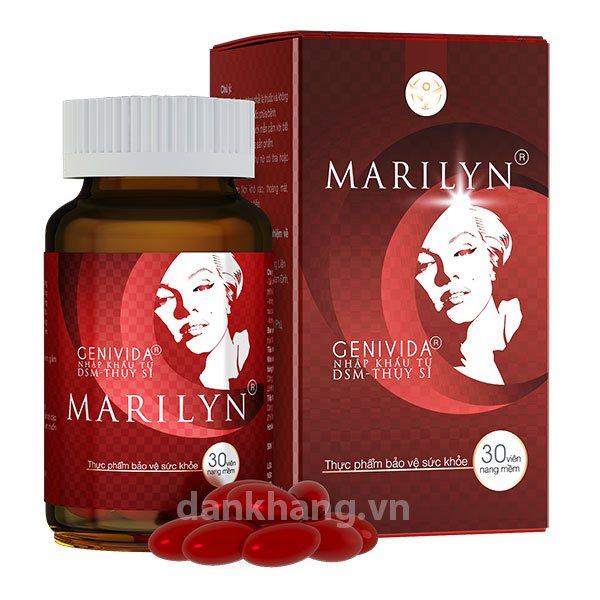 Viên uống Marilyn