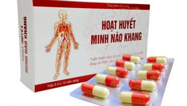 Công dụng Hoạt Huyết Minh Não Khang