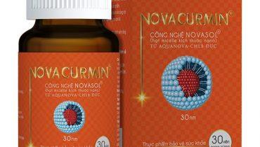 Thành phần của Novacurmin