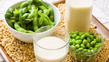 U xơ tử cung có nên uống sữa đậu nành ?