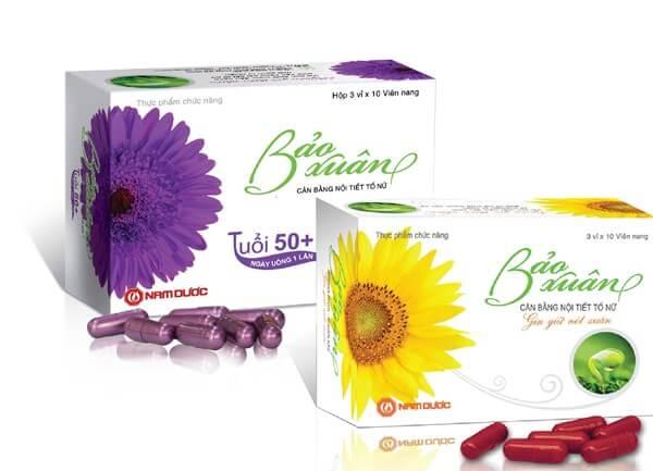 Viên uống mầm đậu nành Bảo Xuân giúp cải thiện sinh lý, điều hào kinh nguyệt