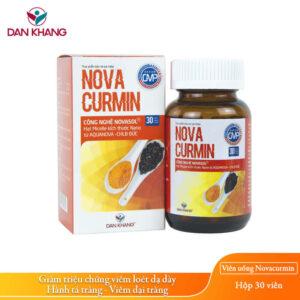 Sản phẩm viên uống Novacurmin