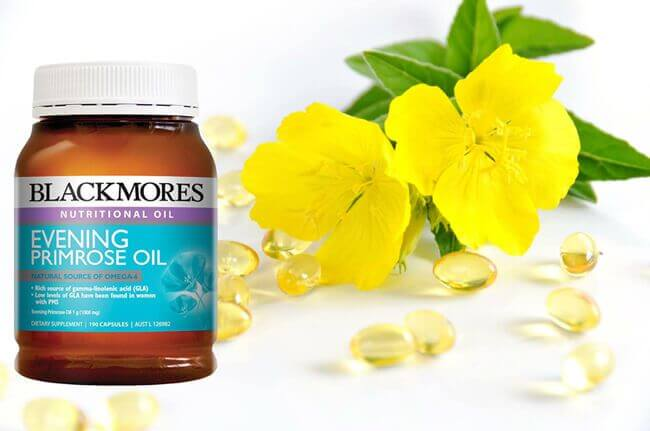 Viên uống Blackmores Evening Primrose Oil