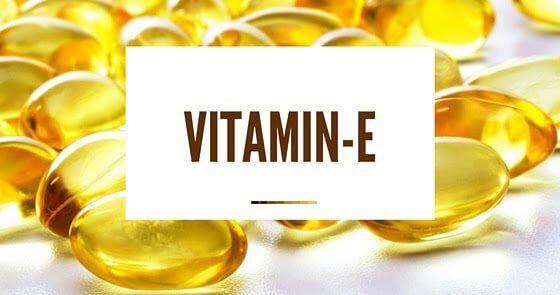 Vitamin E tốt cho cơ thể