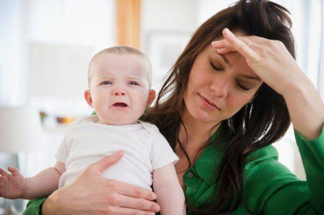 Tình trạng khô hạn sau sinh thường gặp ở phụ nữ