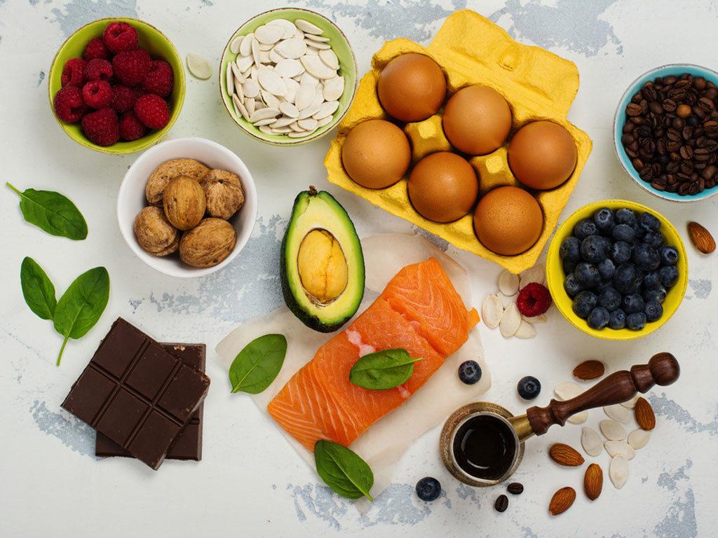 những loại thực phẩm giúp tăng cường nội tiết tố nữ