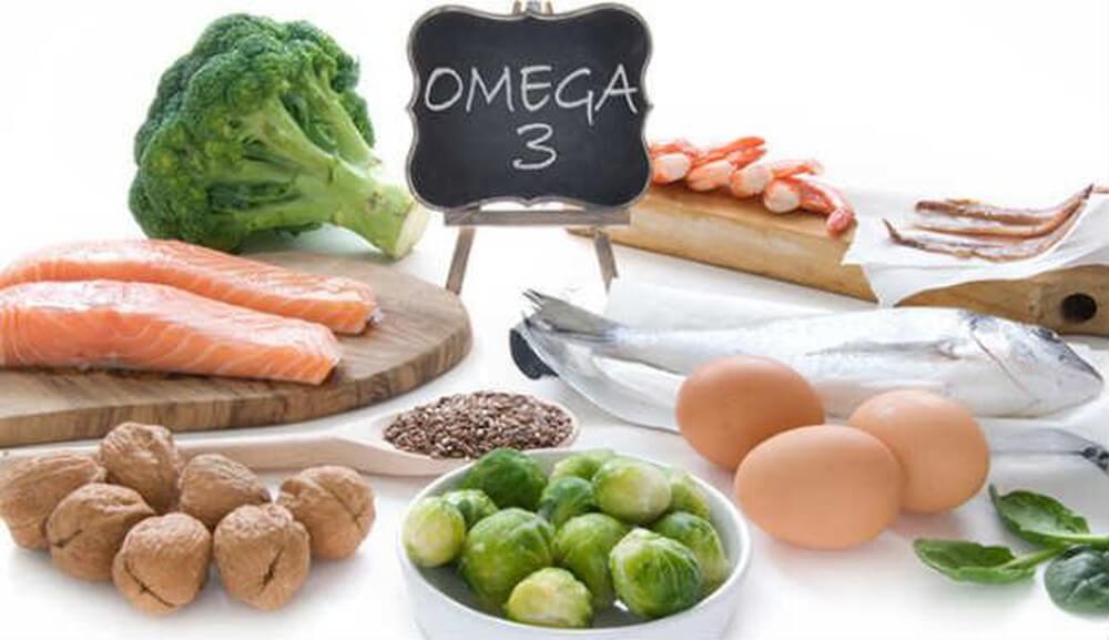Các loại thực phẩm giàu Omega 3 giúp bổ sung nội tiết tố nữ