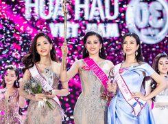 Oribe hân hạnh đồng hành cùng chương trình Hoa hậu Nhân ái