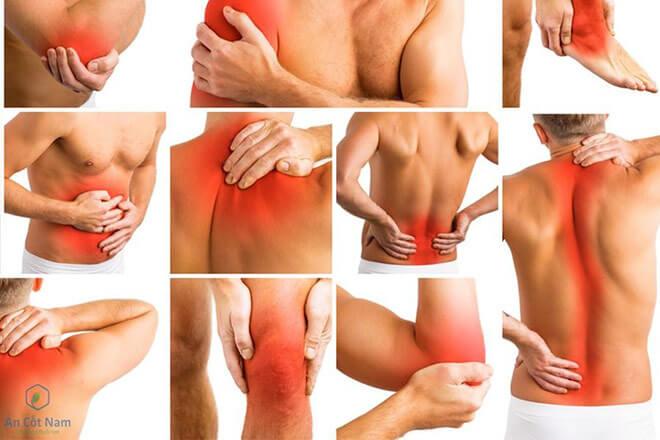 Bệnh đau nhức xương khớp ở tuổi già