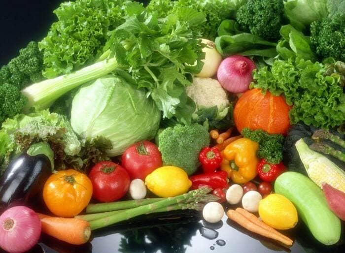Bổ sung những dưỡng chất cần thiết từ rau củ quả dành cho người bị đau nhức xương khớp