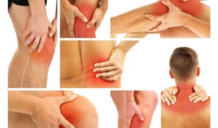 Các triệu chứng sưng đau của bệnh xương khớp