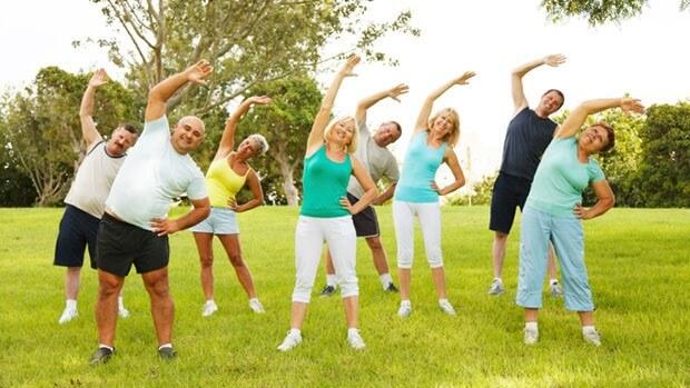 Tập thể dục thường xuyên hạn chế nguy cơ mắc bệnh về xương khớp