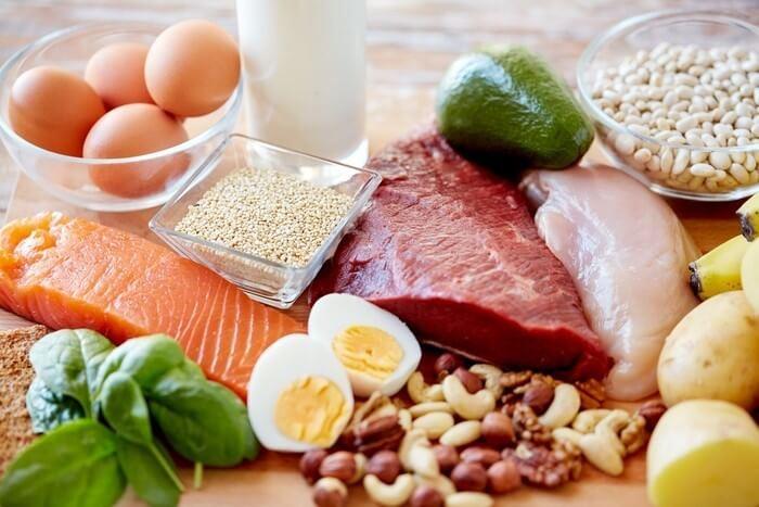 Thức ăn chứa nhiều đạm không tốt cho người có chỉ số Acid Uric cao