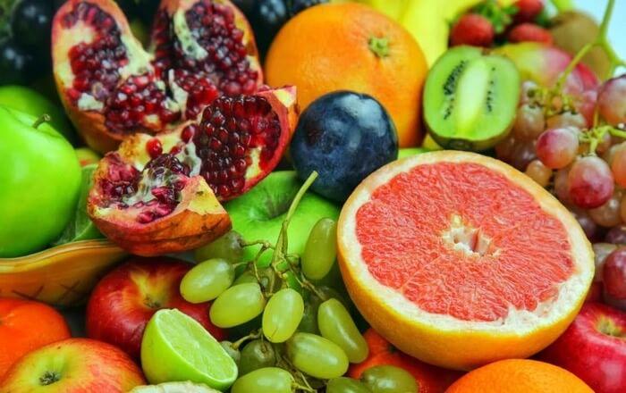 Các loại trái cây chứa nhiều vitamin C giúp giảm nồng độ acid uric trong máu