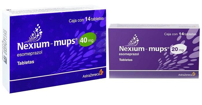 Nexium Mpus thuốc điều trị viêm loét dạ dày tá tràng