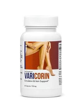 Thuốc trị giãn tĩnh mạch Varicorn hỗ trợ bệnh suy giãn tĩnh mạch