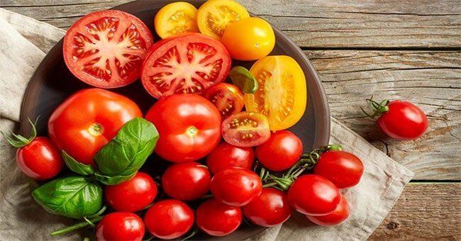 Cà chua ngoài việc làm đẹp da còn là thực phẩm tố cho não bộ giúp tăng cường trí nhớ