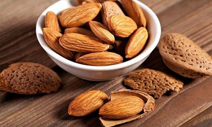 Thường xuyên sử dụng hạt hạnh nhân giúp ngăn ngừa nguy cơ mắc gan nhiễm mỡ