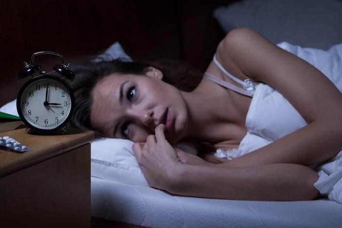 Mất ngủ, khó ngủ làm tác động xấu đến não bộ gây suy giảm trí nhớ