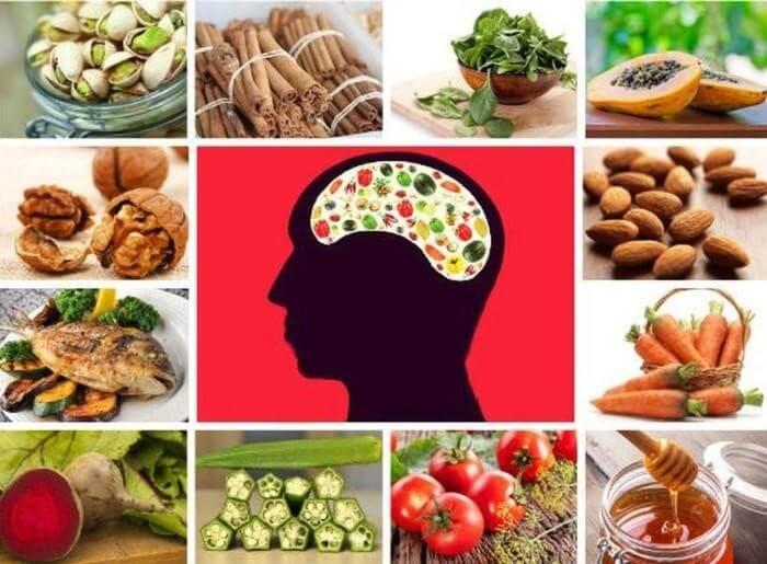 Thường xuyên ăn các thực phẩm giúp tăng cường trí nhớ