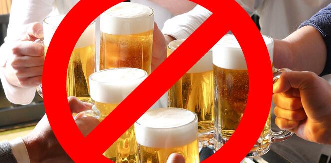 Người bị acid uric cao nên kiêng rượu bia