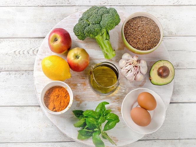 Bổ sung ngay những loại thực phẩm tốt cho gan vào thực đơn mỗi ngày
