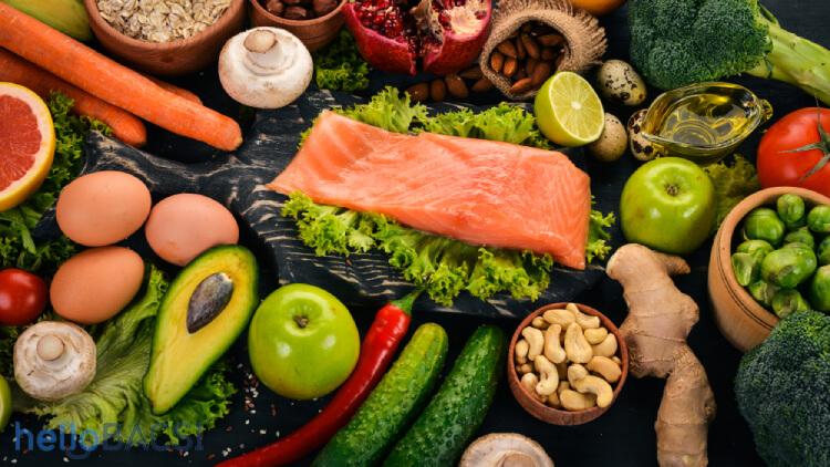 Những loại thực phẩm tốt cho gan