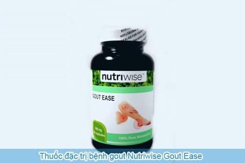 Thuốc trị gout Nutriwise Gout Ease