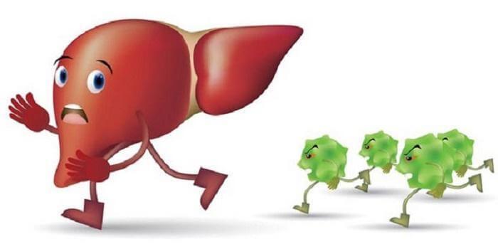 Viêm gan vi rút tuy không nguy hiểm nhưng nếu không phát hiện và điều trị kịp thời sẽ có nguy cơ biến chứng thành xơ gan, xuất huyết tiêu hóa