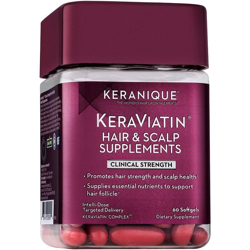 Thuốc chống rụng tóc Keranique KeraViatin Hair & Scalp Health