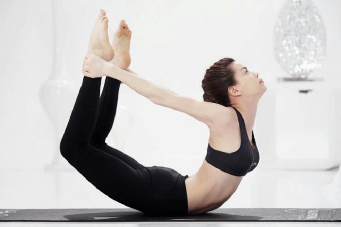 Bài tập yoga tốt cho cơ thể và tốt cho dạ dày của bạn