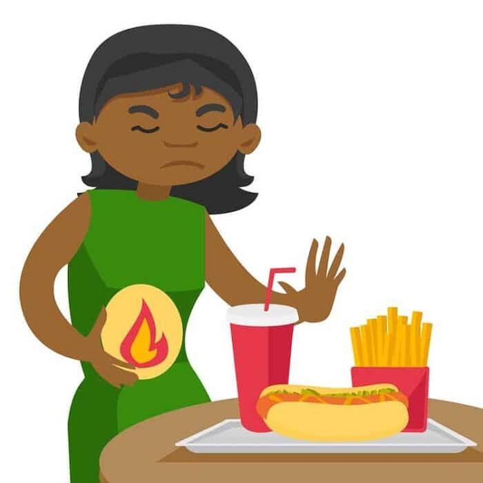 Đồ ăn nhanh, đồ uống có ga chính là những loại thực phẩm cần tránh