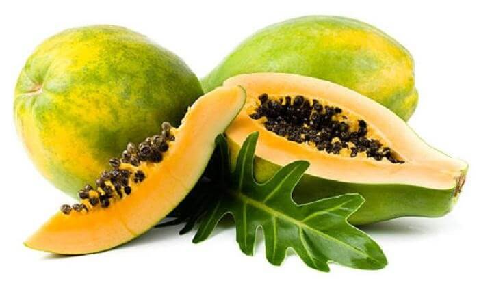 Đu đủ còn chứa một lượng lớn các vitamin, chất chống oxy hóa có lợi cho cơ thể