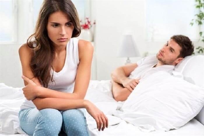 Khí hư màu xanh ảnh hưởng đến đời sống tình dục