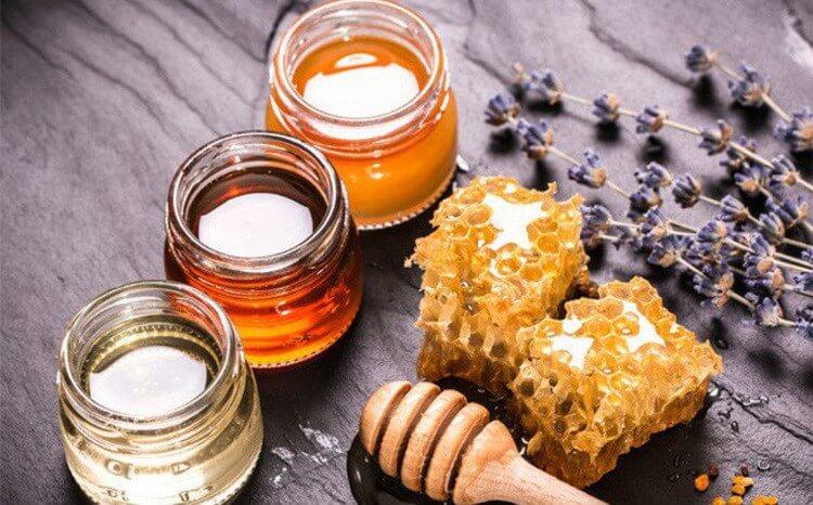 Mật ong chứa nhiều thành phần giúp chống lại vi rút