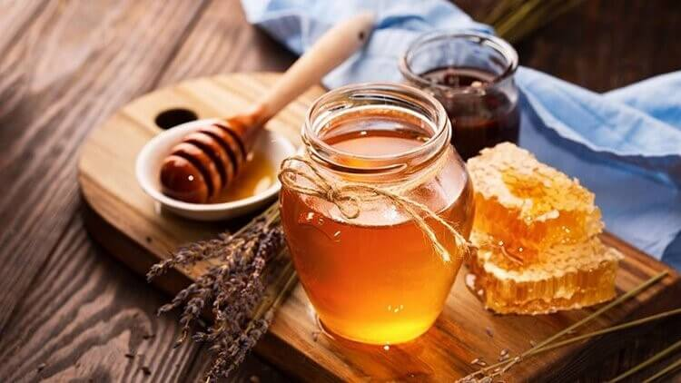 Mật ong có hiệu quả tốt giúp hết đau họng