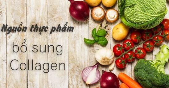 Những loại thực phẩm bổ xung collagen type 2 tốt