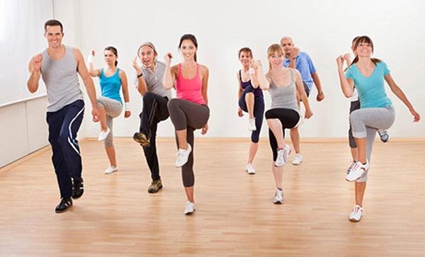 Thường xuyên tập thể dục giúp giảm các triệu chứng hiệu quả