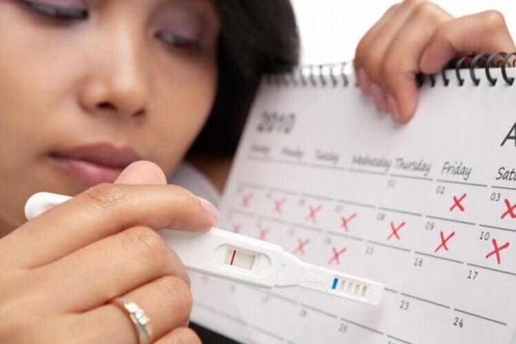 Tính chu kỳ kinh nguyệt để phát hiện sớm rối loạn kinh nguyệt sau sinh