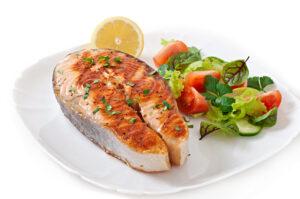 Các loại cá béo giúp cho các ông chồng cải thiện sinh lý và bảo vệ tim mạch
