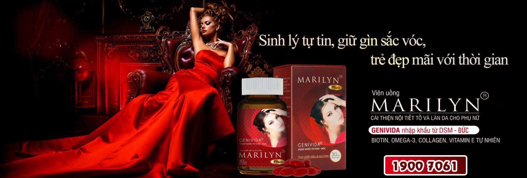 Viên uống Marilyn Plus