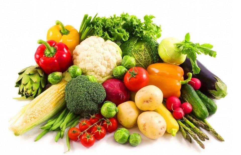 Ăn nhiều chất xơ rau củ quả có khả năng chống sưng, giảm viêm hiệu quả