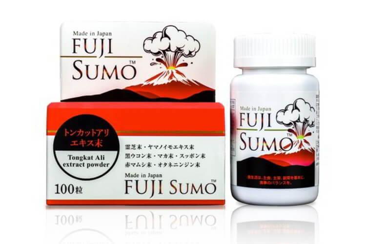 Fuji Sumo là sản phẩm đến từ Nhật Bản đã được kiểm chứng chất lượng