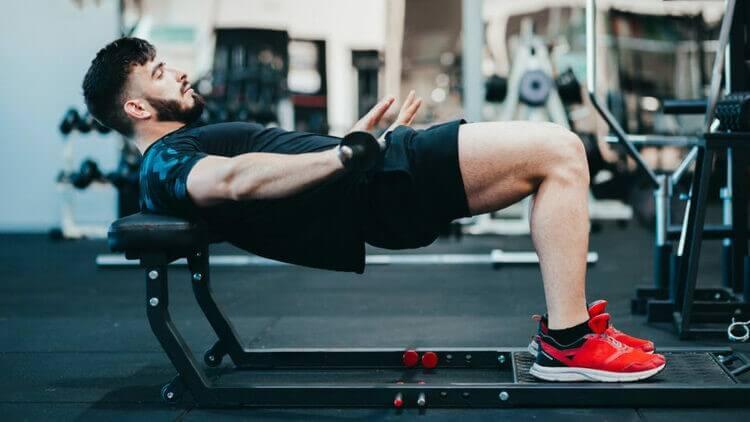 Hip thrust - bài tập chữa chữa rối loạn cương dương ít người biết đến