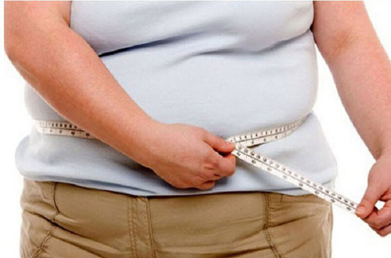 Người thừa cân béo phì là đối tượng dễ mắc bệnh gout nhất
