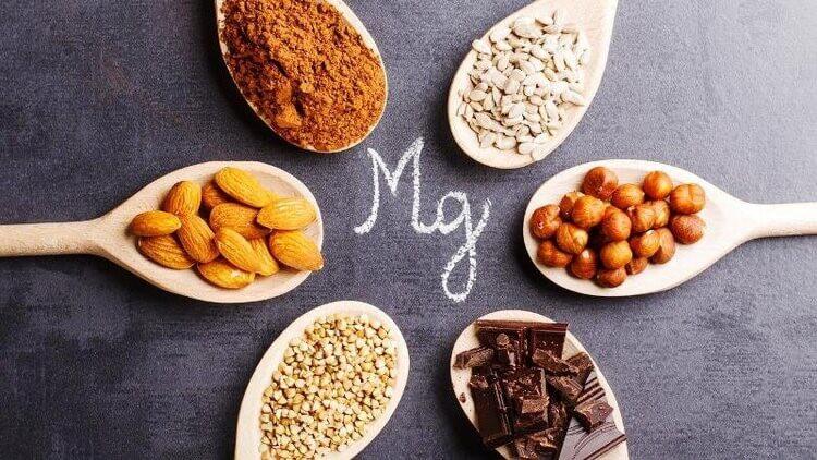 Thực phẩm giàu Magie giúp chữa lành những vết thương bên trong cơ thể tốt cho người bị bệnh trĩ