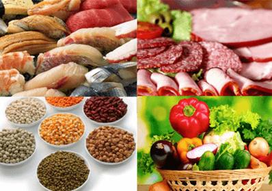 Ăn các loại thức ăn có hàm lượng purine cao