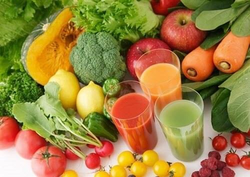 Có chết độ ăn uống khoa học để không bị tái phát