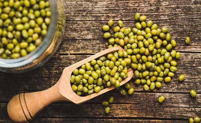 Đậu xanh với nhiều chất dinh dưỡng giúp điều trị bệnh gout hiệu quả