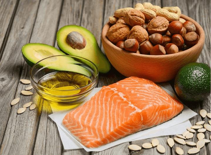 Nhóm thực phẩm giàu chất béo phù hợp cho người bị bệnh gout